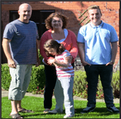 The Ashton Family, Bolton