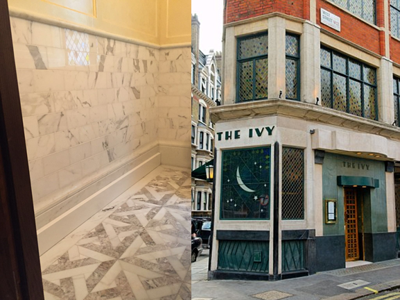 The lvy Restaurant - London