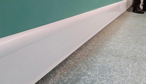 ThermaSkirt EasyClean tackles spread of harmful infections in student accommodation