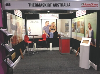 ThermaSkirt wins award in Australia!