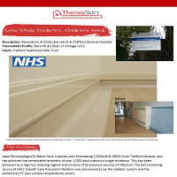 ThermaSkirt Case Study - NHS, Trafford Central, Greater Manchester