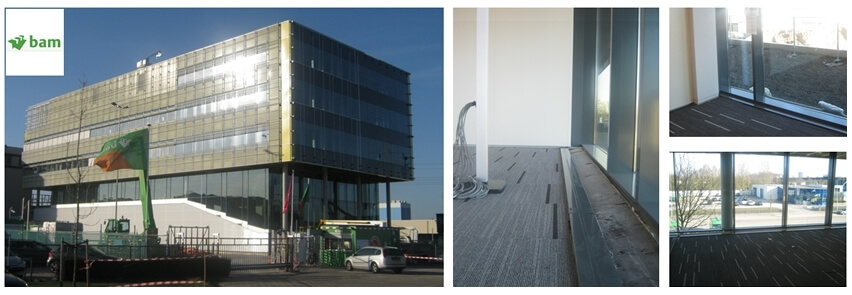 New Build Synthon Nijmegen, Netherlands By BAM Construction