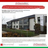 ThermaSkirt Case Study - Cowan Court Assisted Living Apartments, Edinburgh