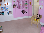 Naiomi Ashton, Disabled Childs Bedroom