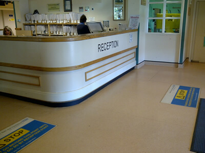 NHS Tyne Tees, Failed underfloor heating retrofit