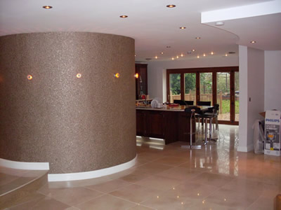 ThermaSkirt for Basements & Leisure Rooms