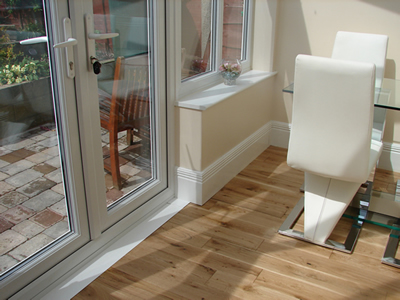Thermaskirt for Conservatory, Sunrooms & Orangeries