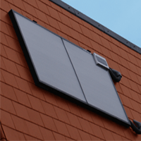 ThermaTwin Solar Thermal Panel