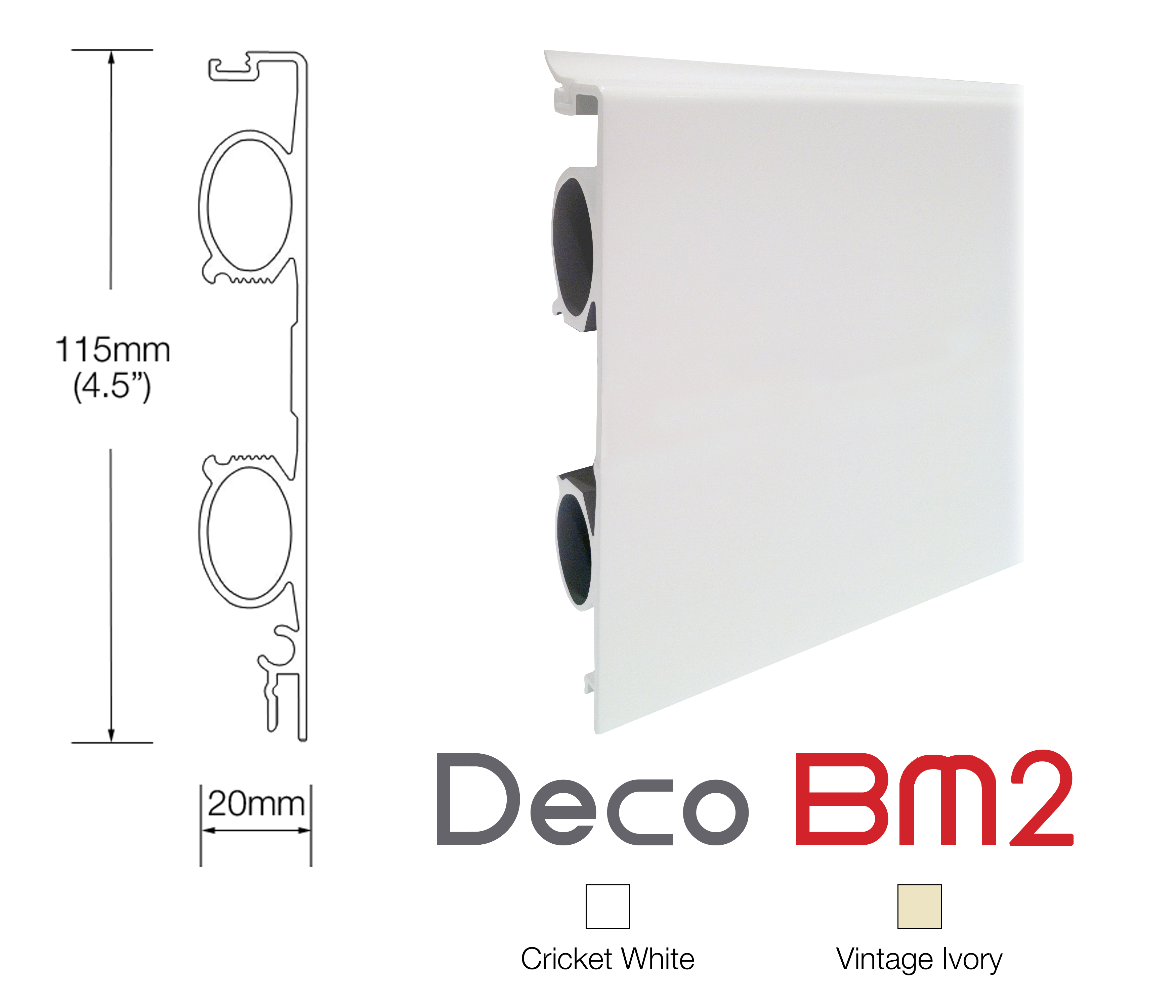 Bracket Mount (Deco BM)