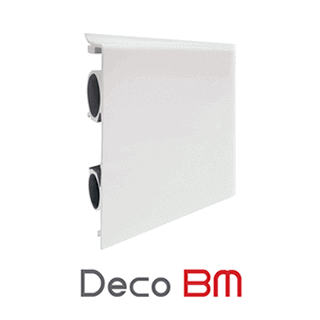 ThermaSkirt Deco BM - Skirting board heating
