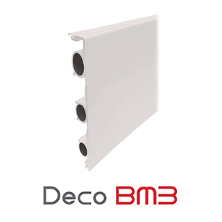 ThermaSkirt Deco BM3 - Skirting board heating