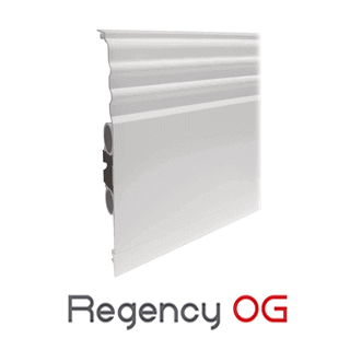 ThermaSkirt Regency OG - Skirting board radiator