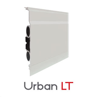 ThermaSkirt Urban LT - Skirting board heating