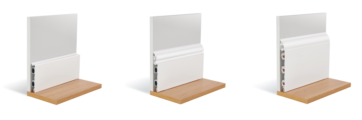 Thermaskirt The Energy Efficient Alternative To Under Floor Heating Discreteheat Co Ltd