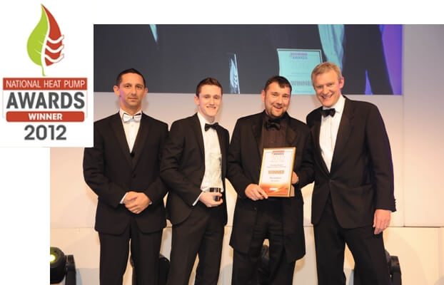 DiscreteHeat Win Innovative Product of the Year, for 'ThermaSkirt'