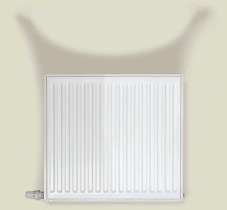 Alternative to Radiators, Skirting Heating - ThermaSkirt