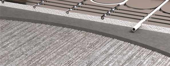 'LO FLOW 10' & Other 'retrofit' UFH Solutions