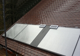 ThermaTwin panels - Roof Types